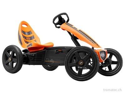 BERG Gokart Rally Orange