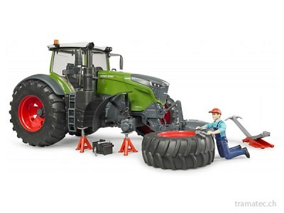 Bruder Fendt 1050 Vario mit Mechaniker - 04041
