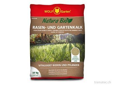 WOLF Nature-Bio Rasen- und Gartenkalk RG-K 200 für 200 m²