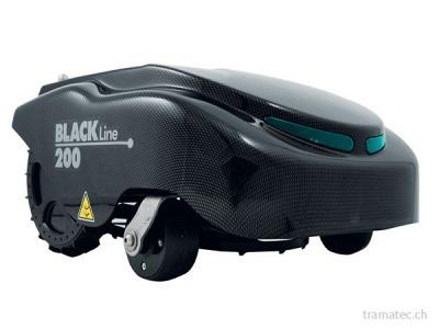 Ambrogio Roboterrasenmäher L200 Black Line
