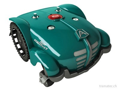 Ambrogio Roboterrasenmäher L200 Retro Basic
