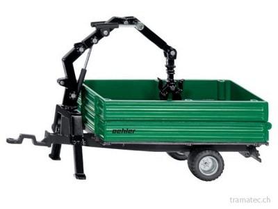 SIKU 2896 Oehler Kombiwagen