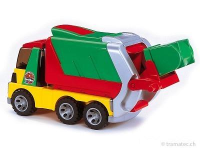 Bruder Mülllastwagen - 20002