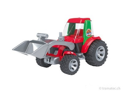 Bruder Traktor mit Frontlader - 20102