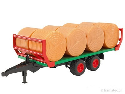 Bruder Ballentransporteranhänger - 02220