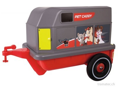 BIG Bobby-Car Pet Caddy