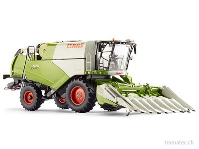 Wiking Claas Tucano 570 M