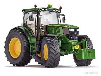 Wiking Traktor John Deere 6210R