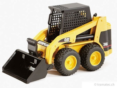 Bruder Caterpillar Kompaktlader. Profi-Serie - 02431