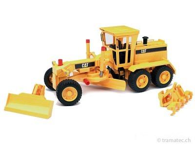 Bruder Caterpillar Motor-Grader - 02436