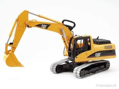 Bruder Caterpillar Schaufelbagger - 02438