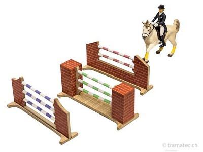 Kids Globe Hindernisse für Pferde