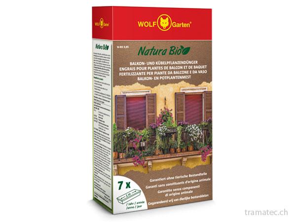 Wolf Nature Bio Balkon Und Kübelpflanzendünger Düngemittel