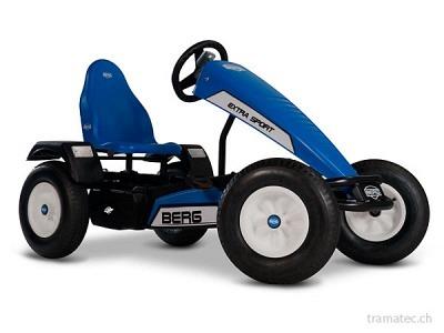 BERG Elektro Gokart Extra Sport Blue E-BFR
