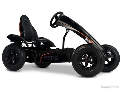 BERG Elektro Gokart Black Edition E-BFR