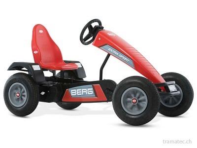 BERG Elektro Gokart Extra Sport Red E-BFR