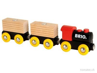 BRIO Transportzug