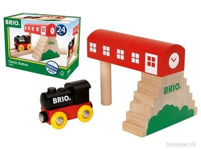 BRIO Bahnhof Brio Classic