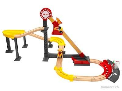 BRIO Achterbahn-Set, 24-teilig