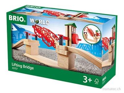 BRIO Hebebrücke Brio