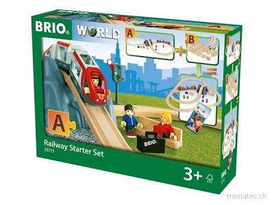 BRIO Brio Bahn Starter Set