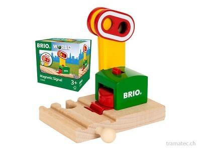 BRIO Magnetische Bahn-Ampel