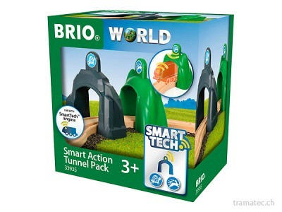 BRIO Smart Tech Action Tunnels