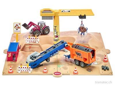 SIKU 5701 Themenpackung Baugrube