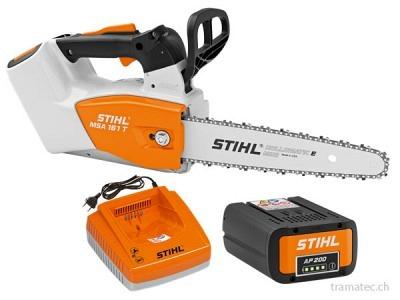 STIHL Akku-Baumpflegesäge MSA 161 T 30 cm Set mit AP 200 u. AL 300