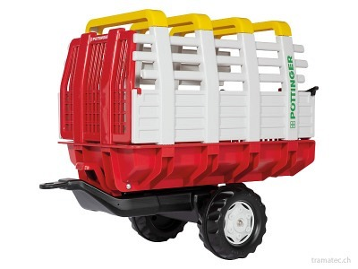 Rolly Toys Hay Wagon Pöttinger - 12 247 9