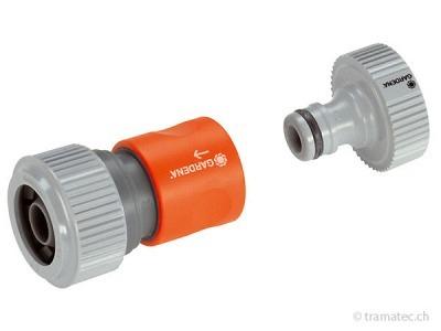 GARDENA Pumpen-Anschlusssatz 13 mm