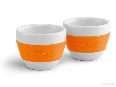 STIHL Espressotassen 2er-Set