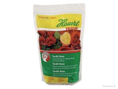 Hauert Langzeitdünger Tardit Rose 2,5 kg