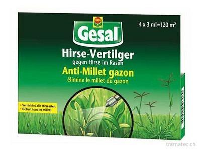 Gesal Hirsen-Vertilger 4x3ml