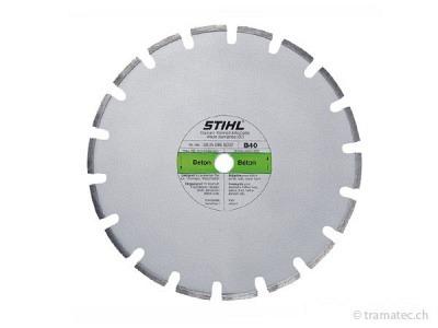 STIHL Diamant-Trennschleifscheiben 300x2.6mm B 40