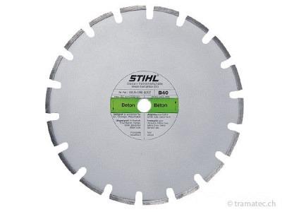 STIHL Diamant-Trennschleifscheiben 400x3.2mm B 40