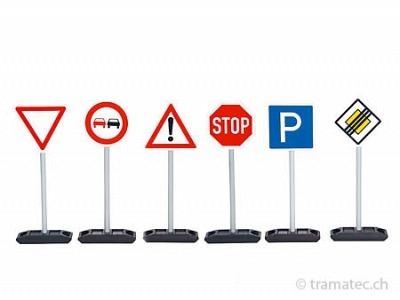 BIG Verkehrszeichen Mega-Set