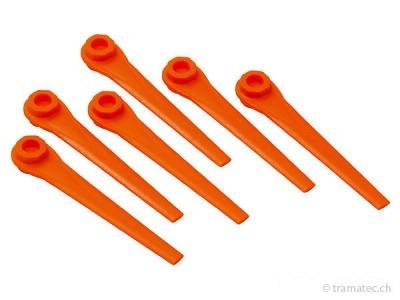 GARDENA Ersatzmesser (für Artikel 2417, 8841, 8840)