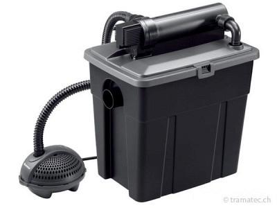 GARDENA UVC-Mehrkammerfilter-Set CF 8000 S