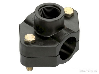 "GARDENA Sprinklersystem pro Anbohrschelle 32 mm x 3/4"" IG"