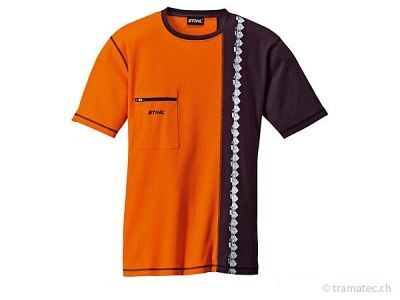 STIHL LOGGER Funktions-T-Shirt