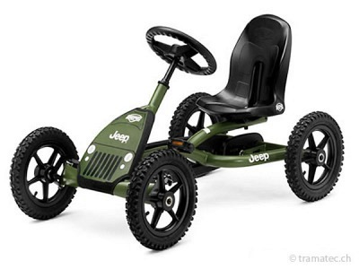 BERG Gokart Buddy Jeep Junior
