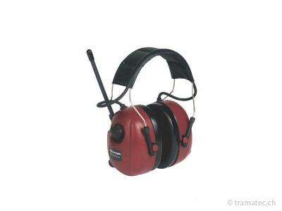 Peltor Gehörschutz mit Radio