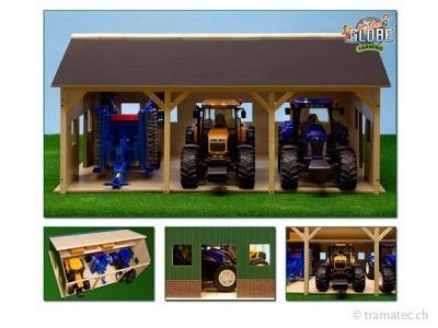 Kids Globe Gerätehalle 1:16 gross