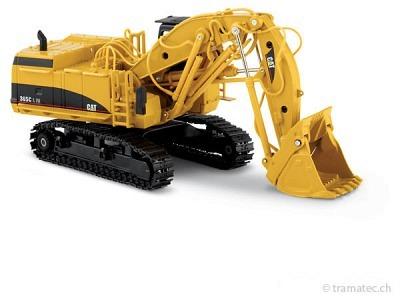 Caterpillar 365C Lade-Schaufelbagger