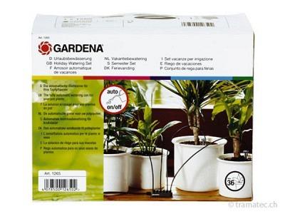 GARDENA city gardening Urlaubsbewässerung