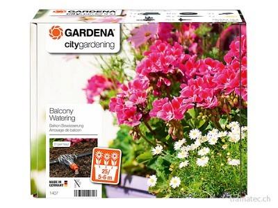 GARDENA city gardening Balkon Bewässerung