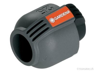 GARDENA Sprinklersystem Endstück 25 mm