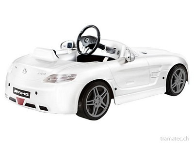 Mondo Ride IN Mercedes-Benz SLS