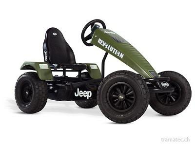 BERG Elektro Gokart Jeep Revolution E-BFR